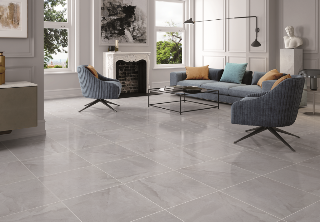 AMBIENTE OMEGA GRIS 58.5x58.5