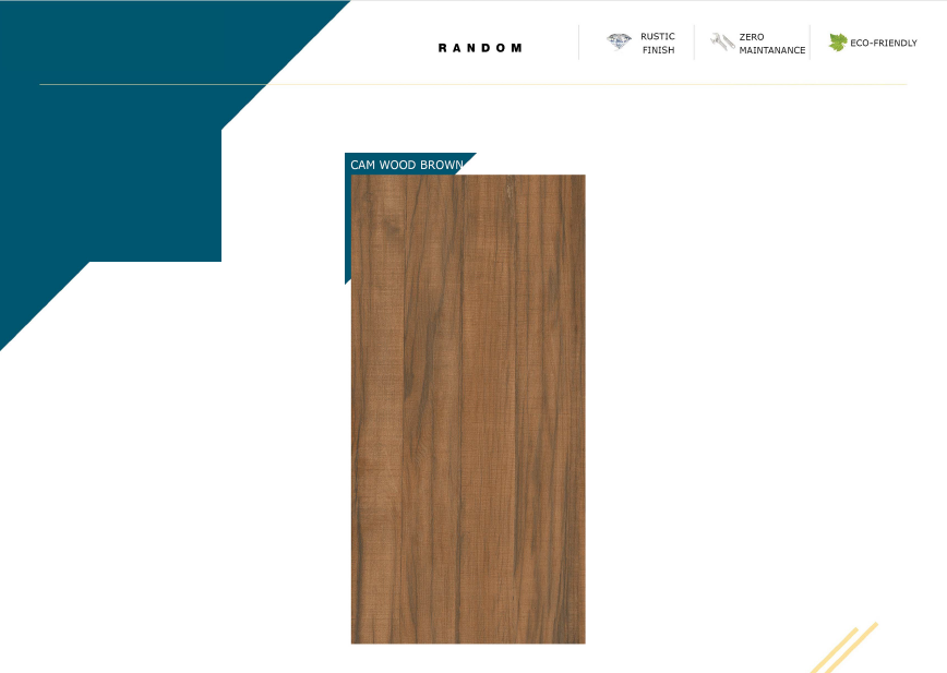 CAN WOOD BROWN